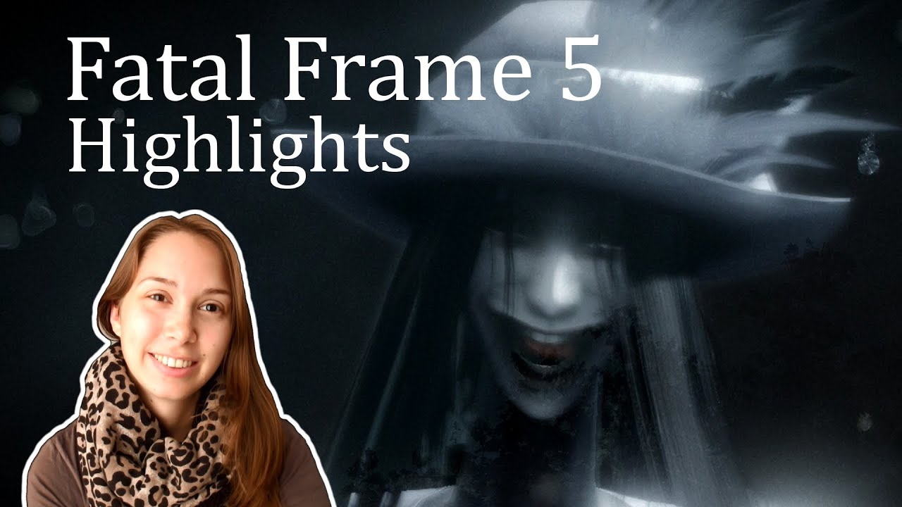 Let\'s Play Fatal Frame 5 | Highlights - YouTube