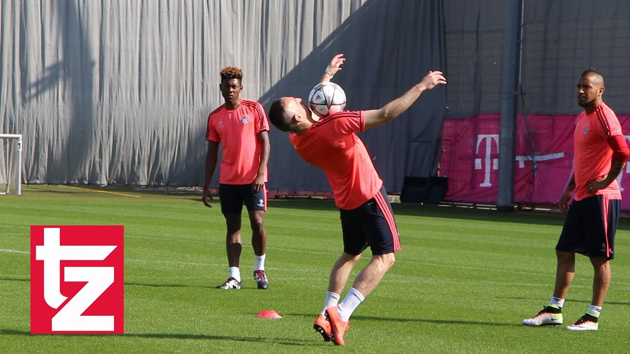 Fc Bayern Vs Sporting Lissabon