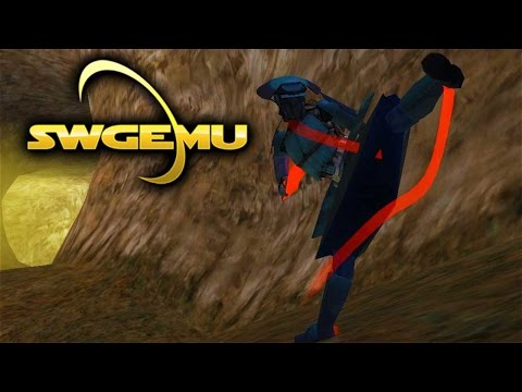 SWGEMU – Teras Kasi Master and RIS Armor (Star Wars Galaxies Gameplay Basilisk Server)