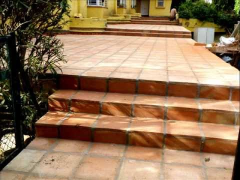 Terracotta Tiles, How To Lay Terracotta Tiles, Exterior Terracotta Tiles, Patio  Tiles,