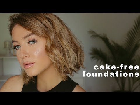 The Best Cake-Free Foundation Formulas | Shelbey Wilson