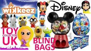 Wikkeez - Opening Disney Wikkeez Twist 'N' Play Collectors Pack and Blind Bags!
