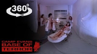 360° HORROR: Camp Evans Base of Terror