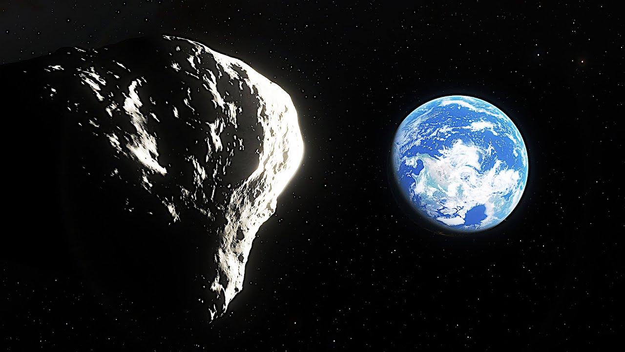 Asteroide Próximo Da Terra - Asteroide quase 3 vezes maior que o Taj Mahal  passará .