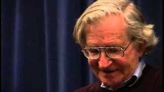 Noam Chomsky - Power And Terror - In Our Times Part 1
