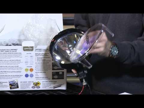 STRIKER 170mm 35 Watt HID Driving Light