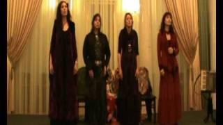 RUSALKI quartet. O Virgo splendens
