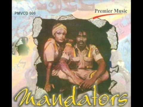 Mandators - Rise To The Top