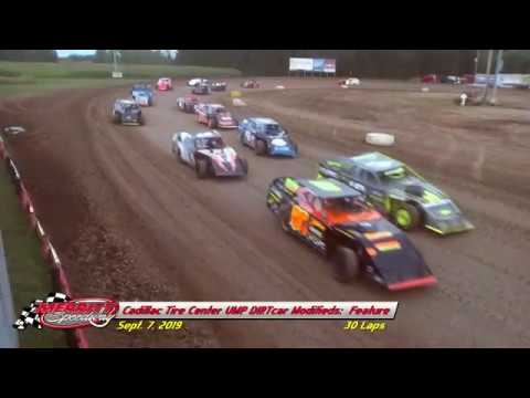 Merritt Speedway | Cadillac Tire Center UMP DIRTcar Modifieds | Sept 6-7, 2019