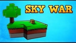 Epic Sky War! I beat myself up...
