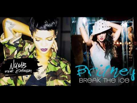 Numb The Ice Mashup (Numb by Rihanna / Break The Ice by Britney Spears)
