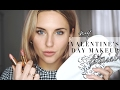 VALENTINE'S DAY MAKEUP TUTORIAL WITH CHARLOTTE TILBURY || STYLE LOBSTER