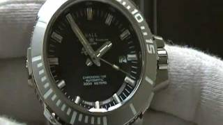 Gambar cover Ball Engineer Hydrocarbon DeepQuest 3000m Watch Video from About Time Watch Company