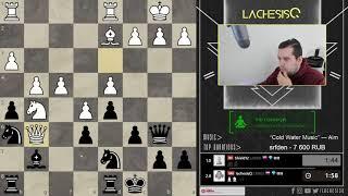 Ян Непомнящий пытается отыграться в дебюте Эльшада