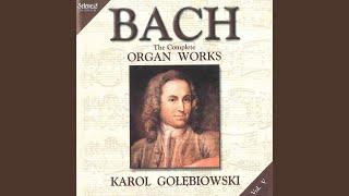 Clavierübung III: Vater unser im Himmelreich C.F. in canon BWV 682