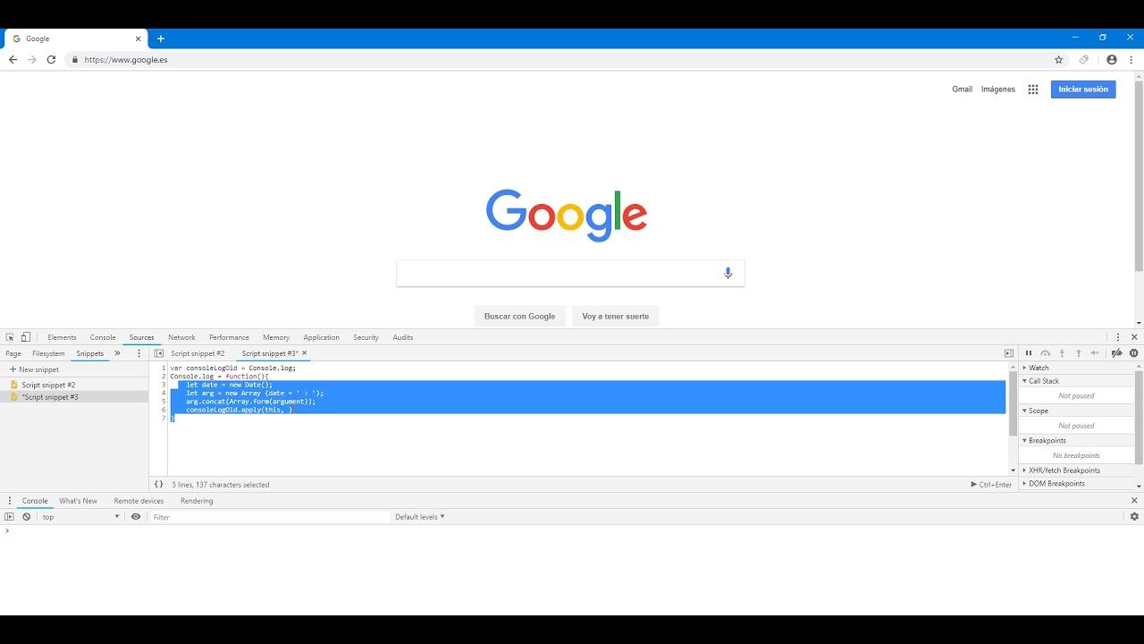 sobreescribir funciones Overriding JavaScript functions