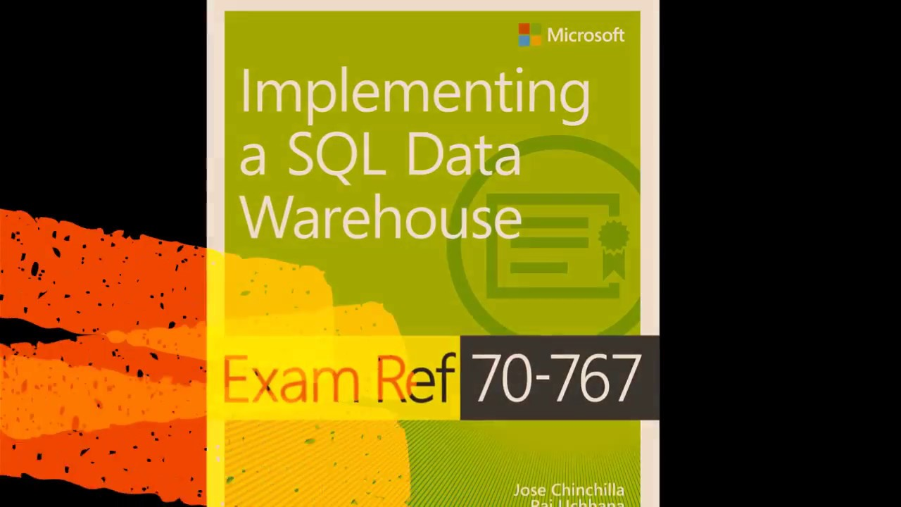 Exam Ref 70-767 Implementing a SQL Data Warehouse PDF