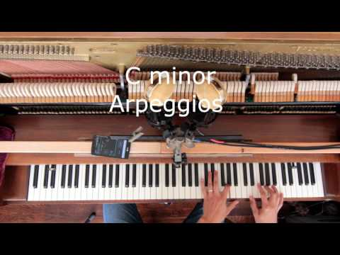 My Daily Piano Scales And Arpeggios