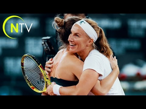 [HD] Tie Break Tens 2017 - Halep vs Kuznetsova (Final)