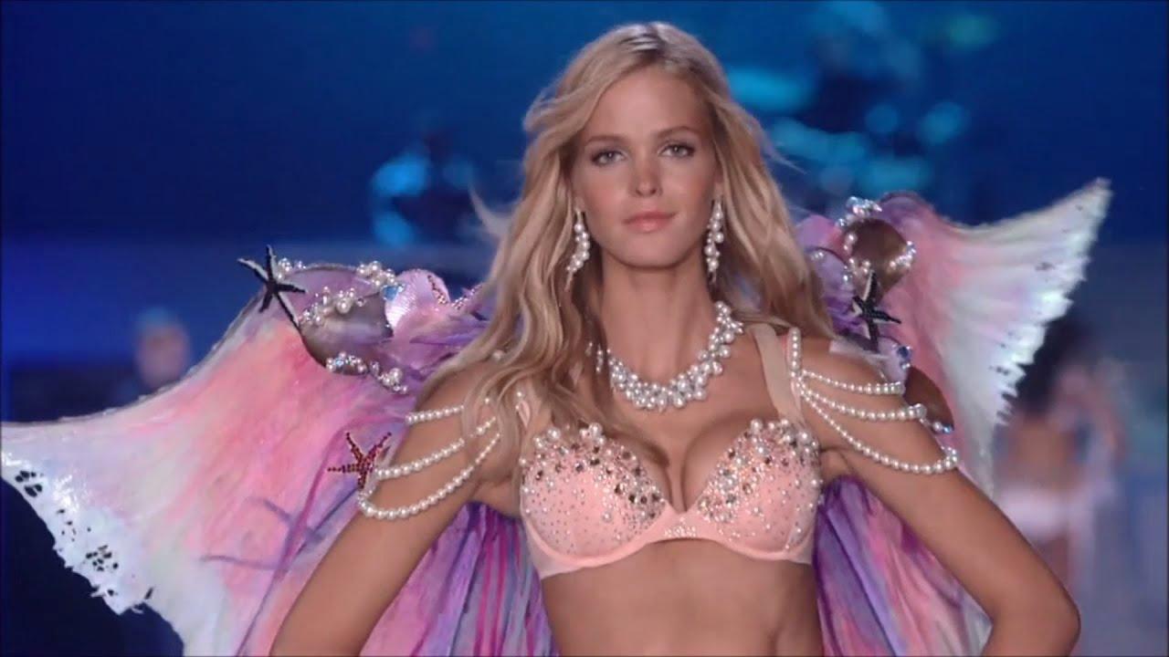 Erin Heatheron Victoria Secret Fashion Show