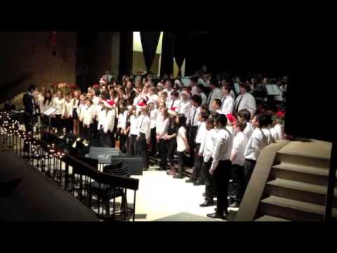 Roses I Send to You (conductor: Yashar Nazarian JGA Concert Choir)