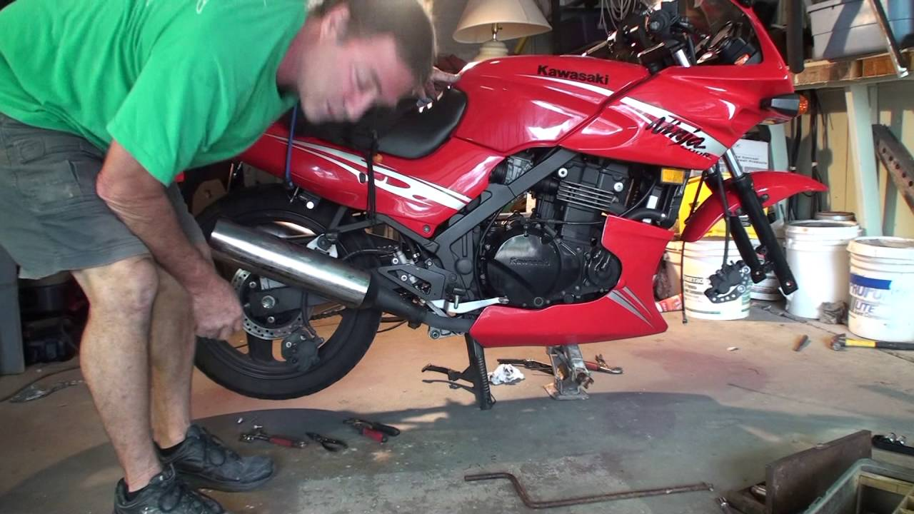 Fork Seal Kit 2008 Kawasaki EX500 Ninja 500R Street Motorcycle
