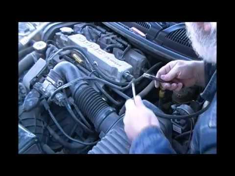 Replacing the Camshaft and Crankshaft Position Sensors Part 2 of 2
