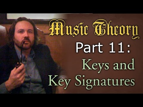 Music Theory: Keys and Key Signatures
