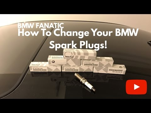 How To Change Your BMW N54 Spark Plugs - POV DIY!