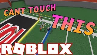 CANT TOUCH THIS! [Roblox NFL Funny Moments #3]