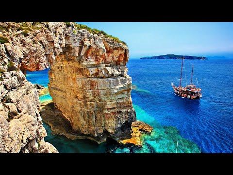 Ionian Islands: Emerald isles in a sapphire sea, Greece