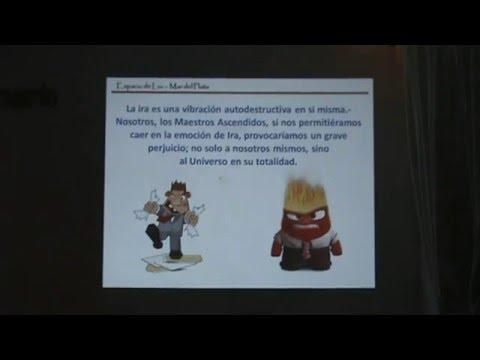 CONTROL DE LA IRA - Espacio de Luz Mar del Plata 16 04 16