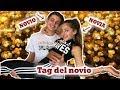 TAG DEL NOVIO -Preguntas MUY INCÓMODAS de Dalas a su Hermana (de 10 años) y a su NOVIO (A mi)  😡 -