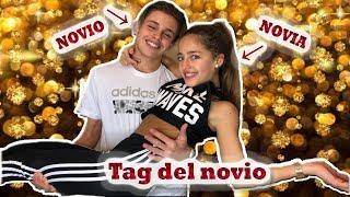 TAG DEL NOVIO -Preguntas MUY INCÓMODAS de Dalas a su Hermana (de 10 años) y a su NOVIO (A mi)  😡 - thumbnail