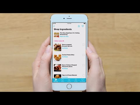 Here's How To Shop Multiple Recipes Using The Tasty App! • Tasty