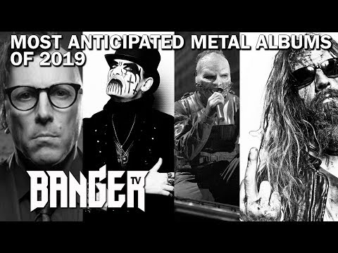 Dana McKenzie - Most Anticipated Metal Albums 2019