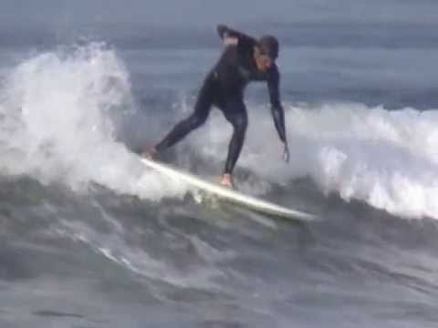 Tim Stamps surfing twin keel fish - A way of life