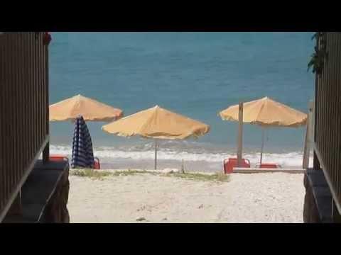 BLUE SEA Restaurant-Bar Kefalonia Lourdata