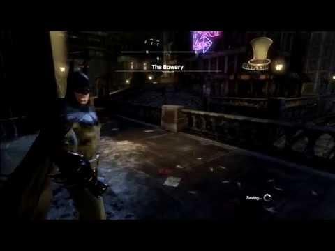 Holy Blood Stains it's Robin - Batman Arkham City Episode 26