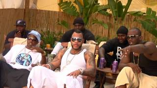 Flo Rida  SUGAR ft Wynter (Behind the scenes)official video