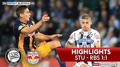 Highlights: Tipico Bundesliga, 11. Runde: SK Sturm Graz - FC Red Bull Salzburg 1:1
