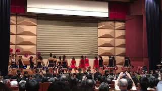 七大学合同ブラチアステージ「ピースサイン」(第57回全国七大学応援団・応援部合同演舞演奏会)