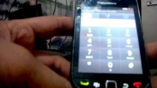 Blackberry mep left 0 solution