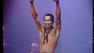 fela anikulapo kuti and egypt 80 live at the zenith paris in 1984