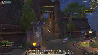 Battle for Azeroth Quest 393: The Shifting Tides (WoW, human, Paladin)