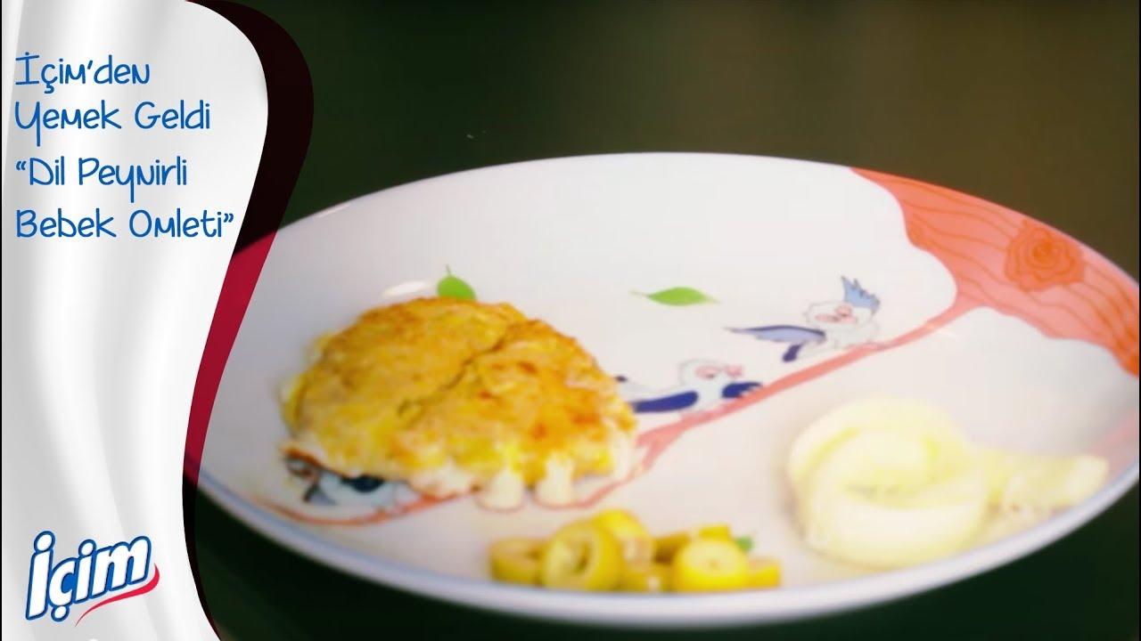Bebekler için yapılabilecek omletler