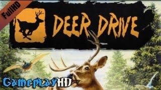 Deer Drive Gameplay (PC HD)