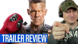 Deadpool 2 Trailer Review And Breakdown