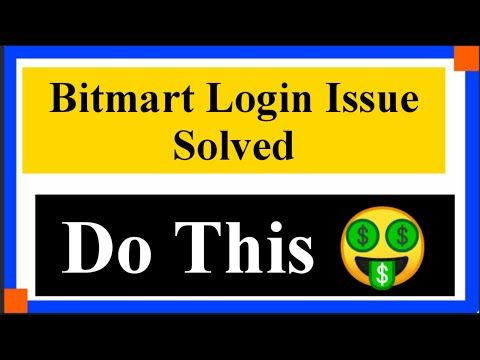 Bitmart Login Problem | Bitmart Otp Problem | Bitmart Email Verification Issue | Bitmart Login | CBO