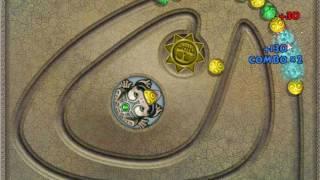 Zuma Deluxe Playthrough - (extra) - Gauntlet mode - part 14